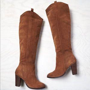 DV Dolce Vita Chestnut Myste Tall Heeled Boots